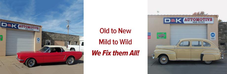 auto repair maintenance services in lincoln ne d k. Black Bedroom Furniture Sets. Home Design Ideas